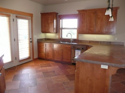 Hardwood Floors Kitchen