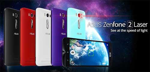 Teknologi Laser Auto Focus Asus Zenfone 2 Laser