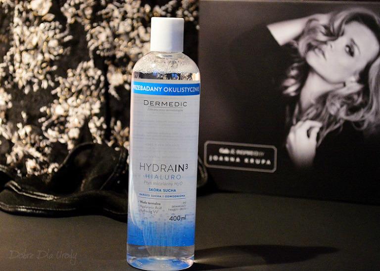 InspiredBy Joanna Krupa - Dermedic Hydrain 3