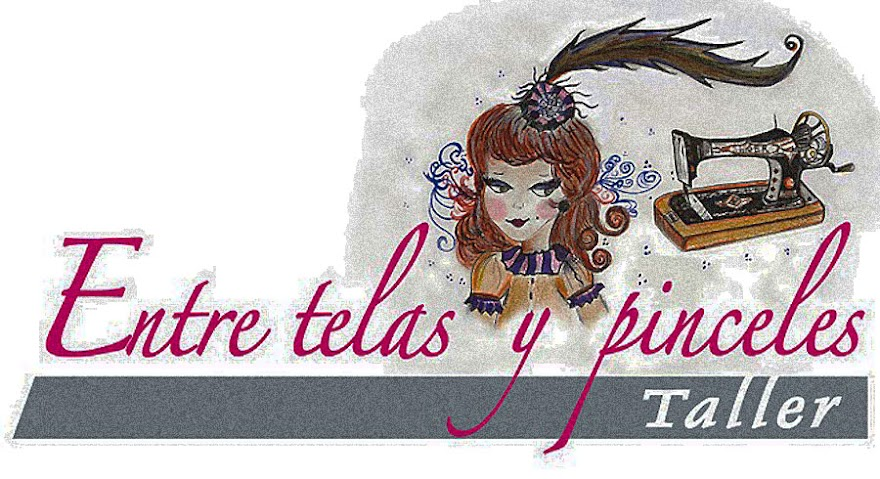 ENTRE TELAS Y PINCELES-TALLER