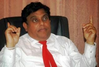 A.S.P. Liyanage has Turned up Lost?