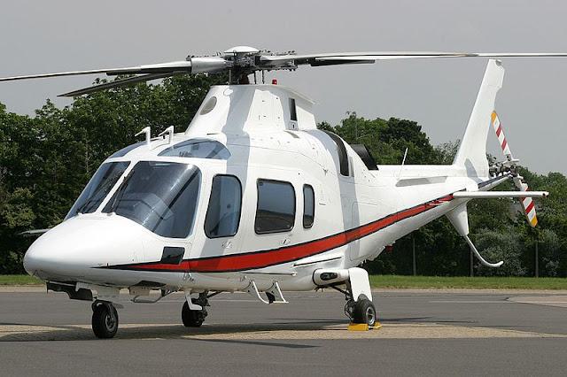 Gambar Helikopter Agusta Westland AW 109 - 13