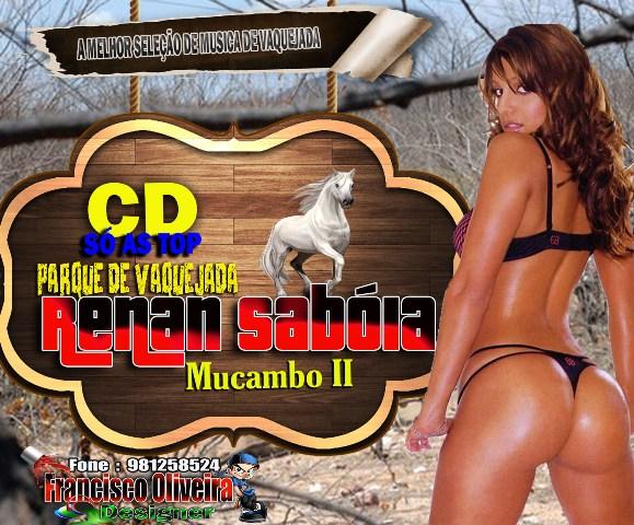 CD DO PARQUE DE VAQUEJADA RENAN SABÓIA