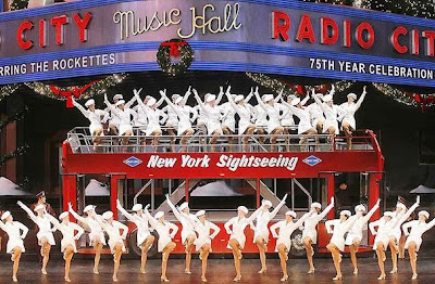 Radio City Show Spectacular en Nueva York