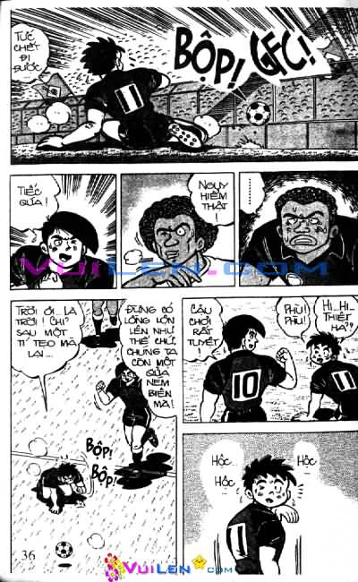 Jindodinho - Đường Dẫn Đến Khung Thành III  Tập 23 page 36 Congtruyen24h