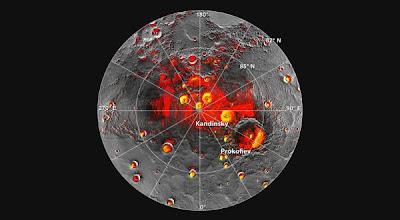 Peneliti Temukan Es di Planet Merkurius
