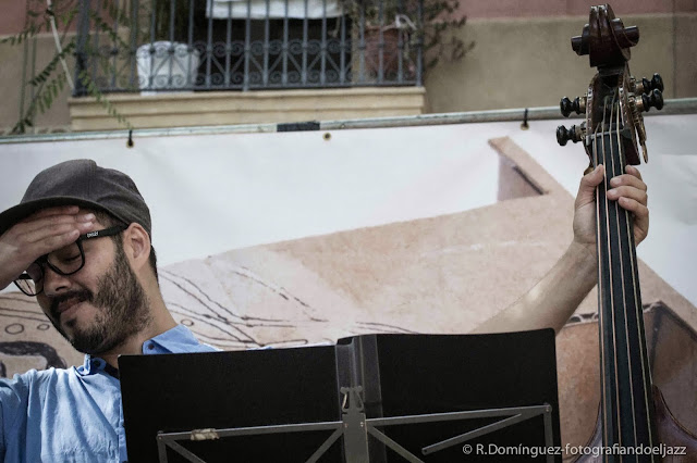 Martín Léiton, de Marcel.lí Bayer Quartet