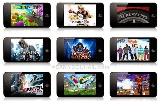 """أفضل 7 ألعاب صدرت لأنظمة التشغيل iOS و""""أندرويد"""" خلال سنة 2013 الجاري"""