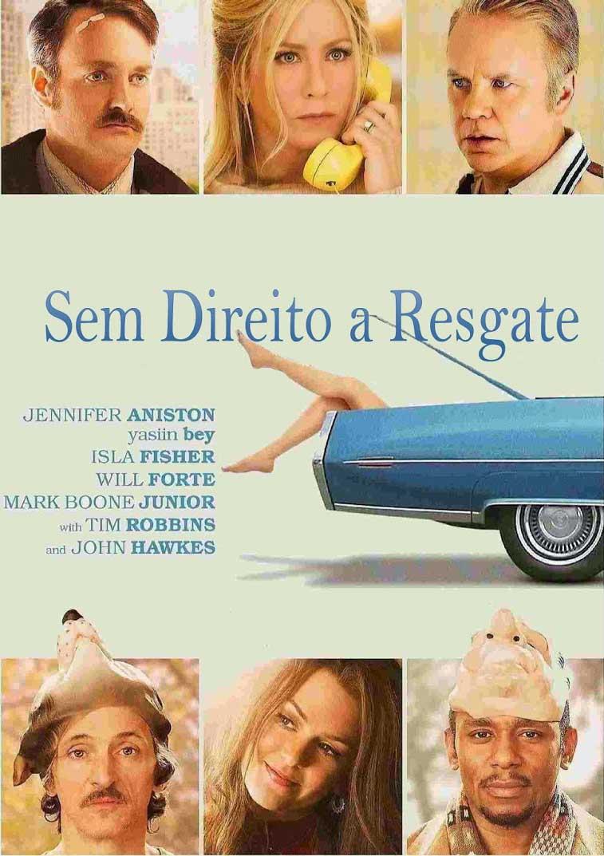 Sem Direito a Resgate Torrent - BluRay 720p/1080p Dublado