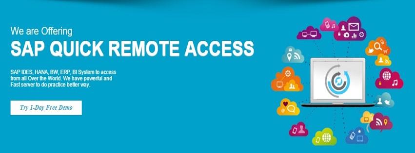 Sap Quick Access