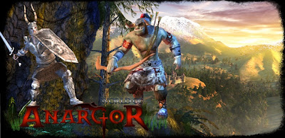 Free Download World Of Anargor 3D RPG v1.0 APK + DATA Android