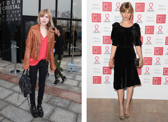 Style Icon: Clémence Poésy Gossip Girl