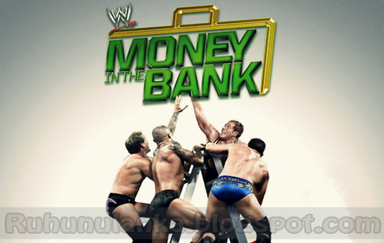WWE Money In The Bank 14th July 2013