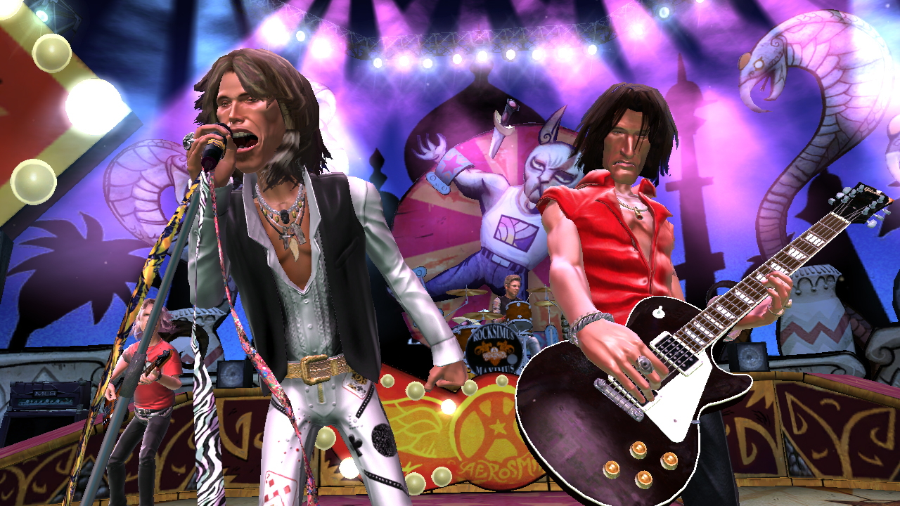 Music N' More: Guitar Hero Aerosmith