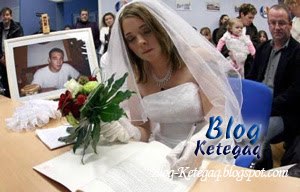 Wanita kahwini bakal suami yang telah mati