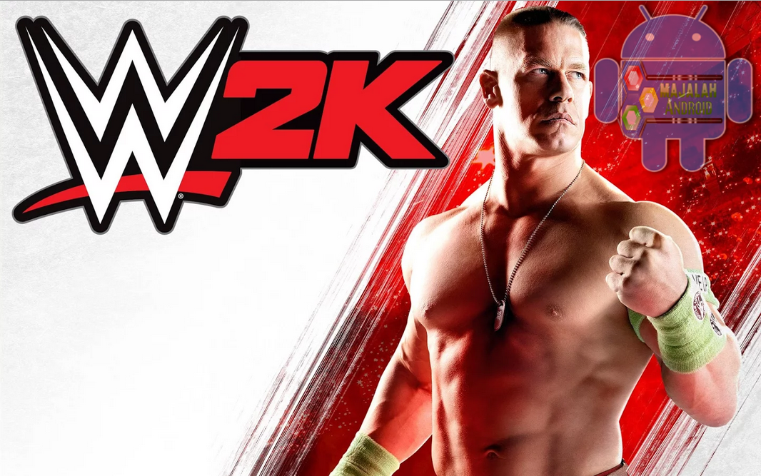 Game WWE 2K Apk + Data Android