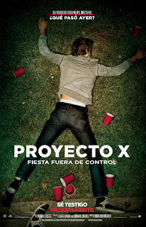 Proyecto X (Project X) (2012) Online