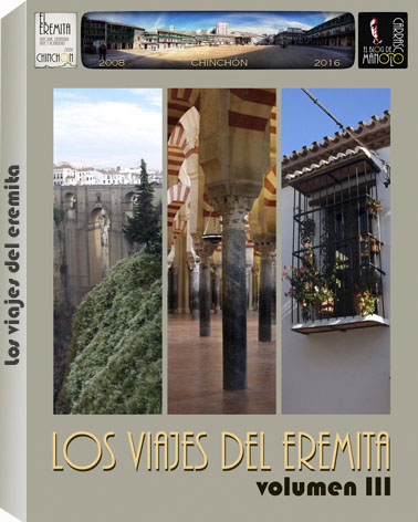 LOS VIAJES DEL EREMITA. VOLUMEN III