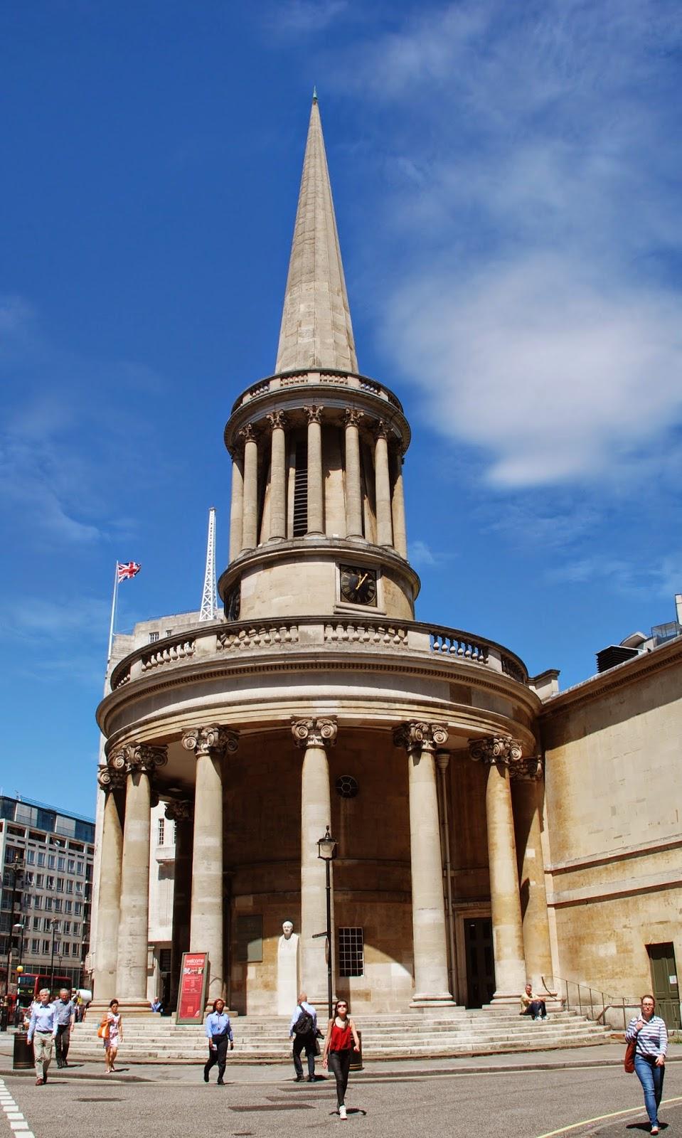 All Souls Church, Langham Place, London
