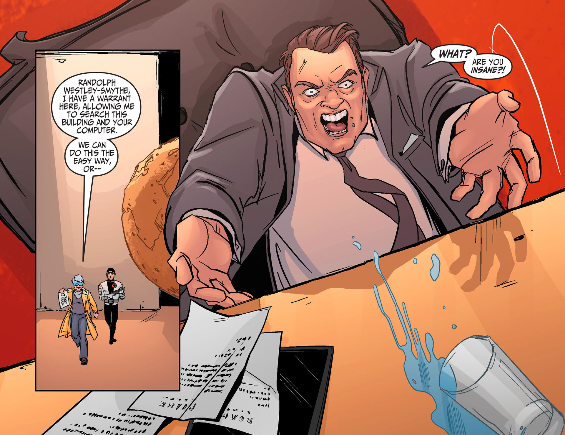 Batman Beyond (2012) Issue #29 #29 - English 10