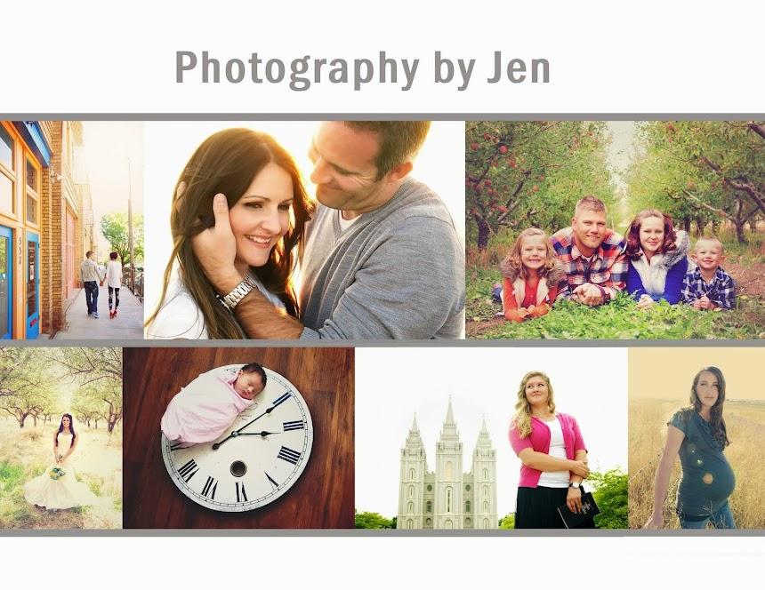 Photography by Jen