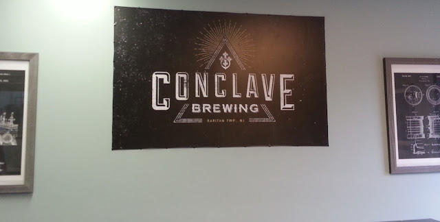 Conclave Brewing, Raritan Twp, New Jersey, Craft Beer
