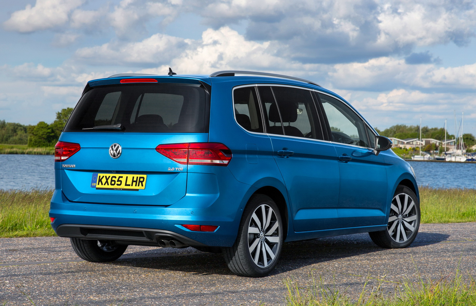 New VW Touran Ready For Order In The UK Starting From