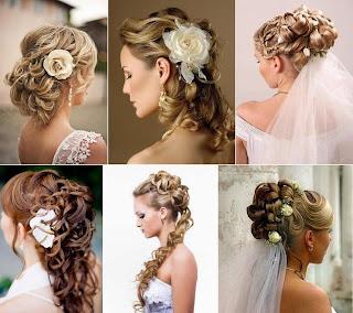 Photos et modèles de coiffures mariages 2013 pour vous inspirer