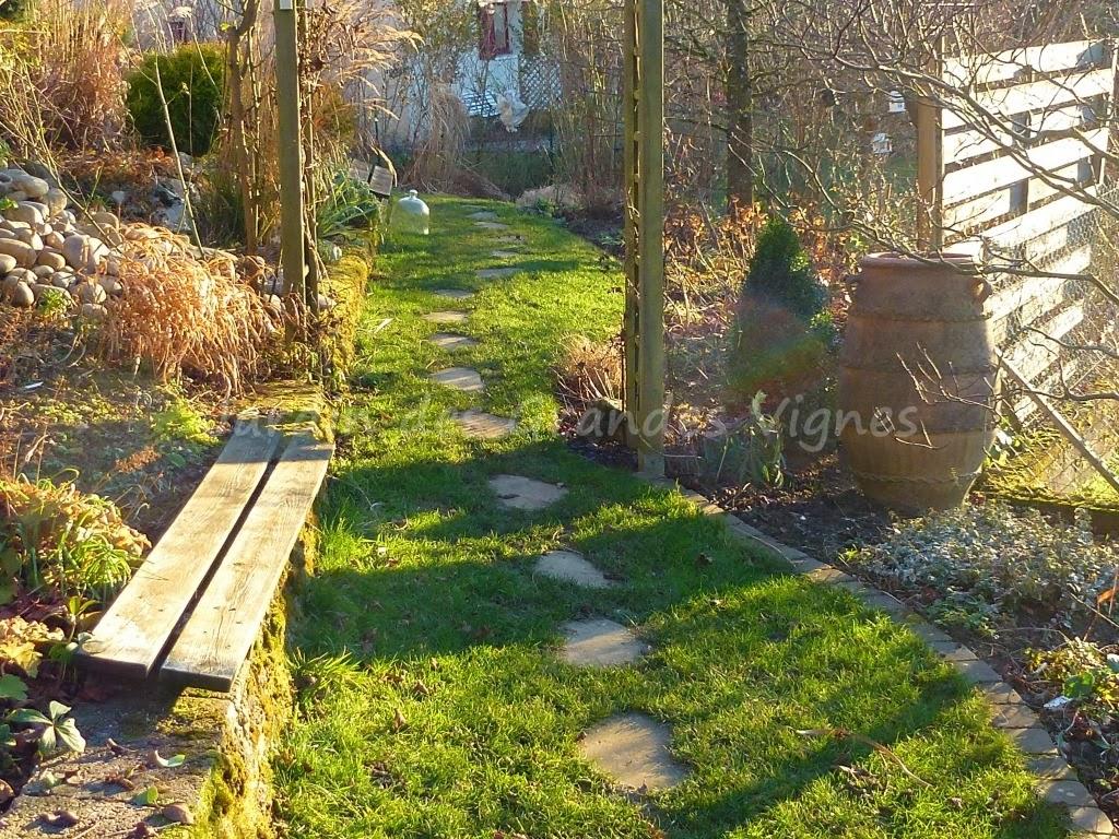 Le jardin des grandes vignes janvier - Le jardin des grandes vignes ...
