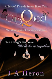 GirlsQuad - A Best of Friends Series: Book Two