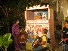 Apresentação de Mamulengo