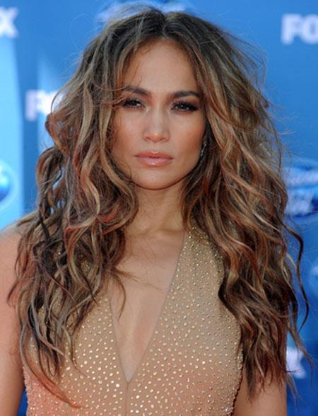 Jennifer Lopez Big & Sexy Hairstyles