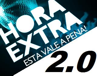 HORA EXTRA 2.0 AO VIVO DE SEGUNDA A QUINTA DE 20:00 HS AS 23:00 HS COM SILVIO EDUARDO