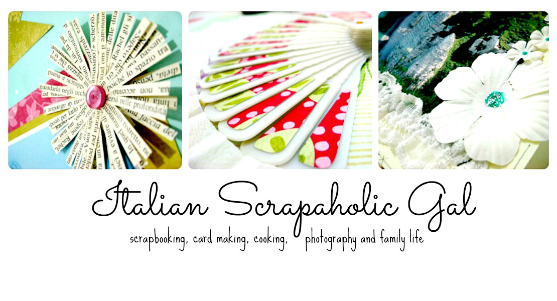 Italian Scrapaholic Gal
