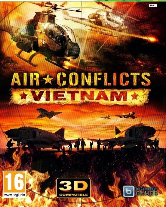 bajar Air Conflicts Vietnam pc full 1 link español