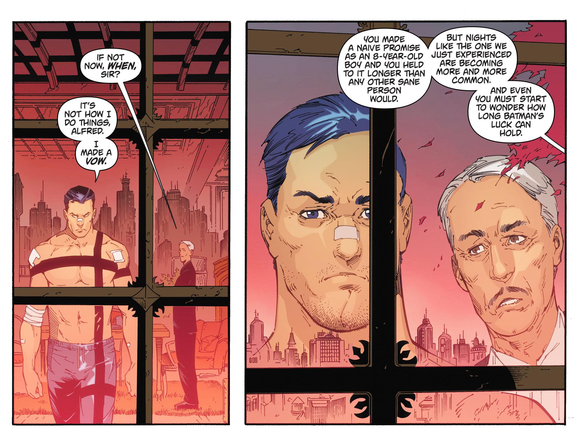 Batman: Arkham Knight [I] Issue #1 #3 - English 17