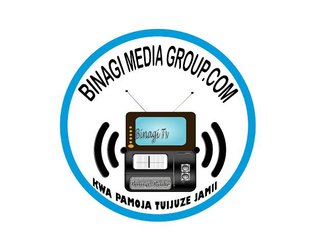 BINAGI MEDIA GROUP INAWAJALI NA KUWATHAMINI.