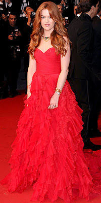 Isla Fisher, Cannes Film Festival, fashion