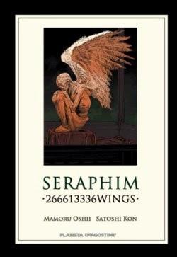 Portada Seraphim