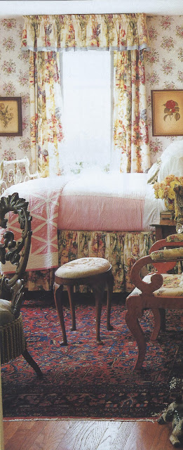 Betsy speert 39 s blog my cottage bedroom for English cottage bedroom