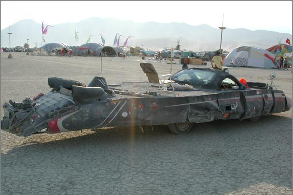 Mutant Vehicle of the Week - Art Car Central