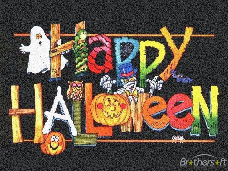 Happy Halloween and Happy Birthday To Me! -