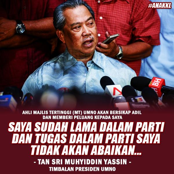 Bukan Najib Penentu Timbalan Presiden Parti!