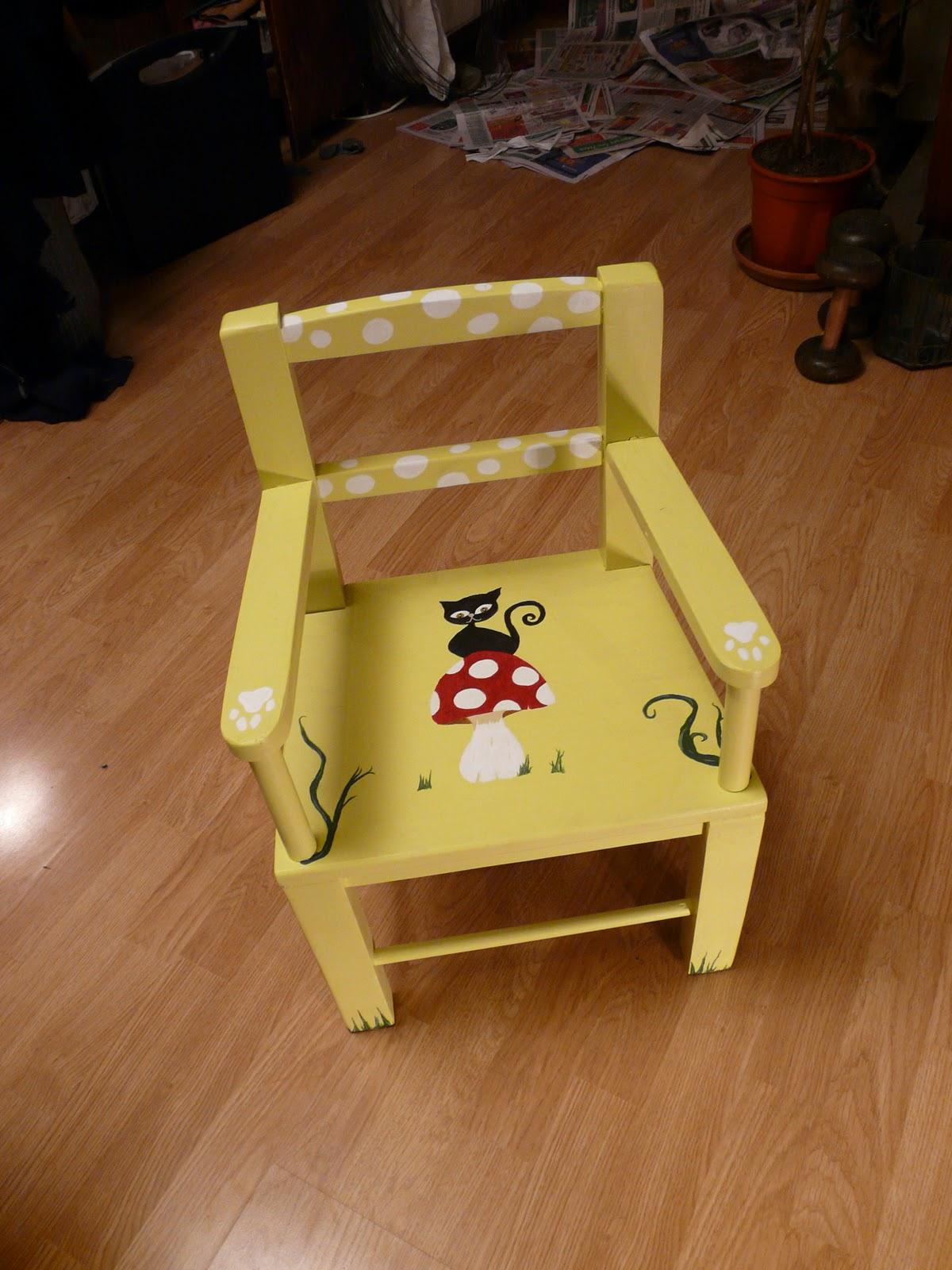 camille coursault chaise d 39 enfant. Black Bedroom Furniture Sets. Home Design Ideas
