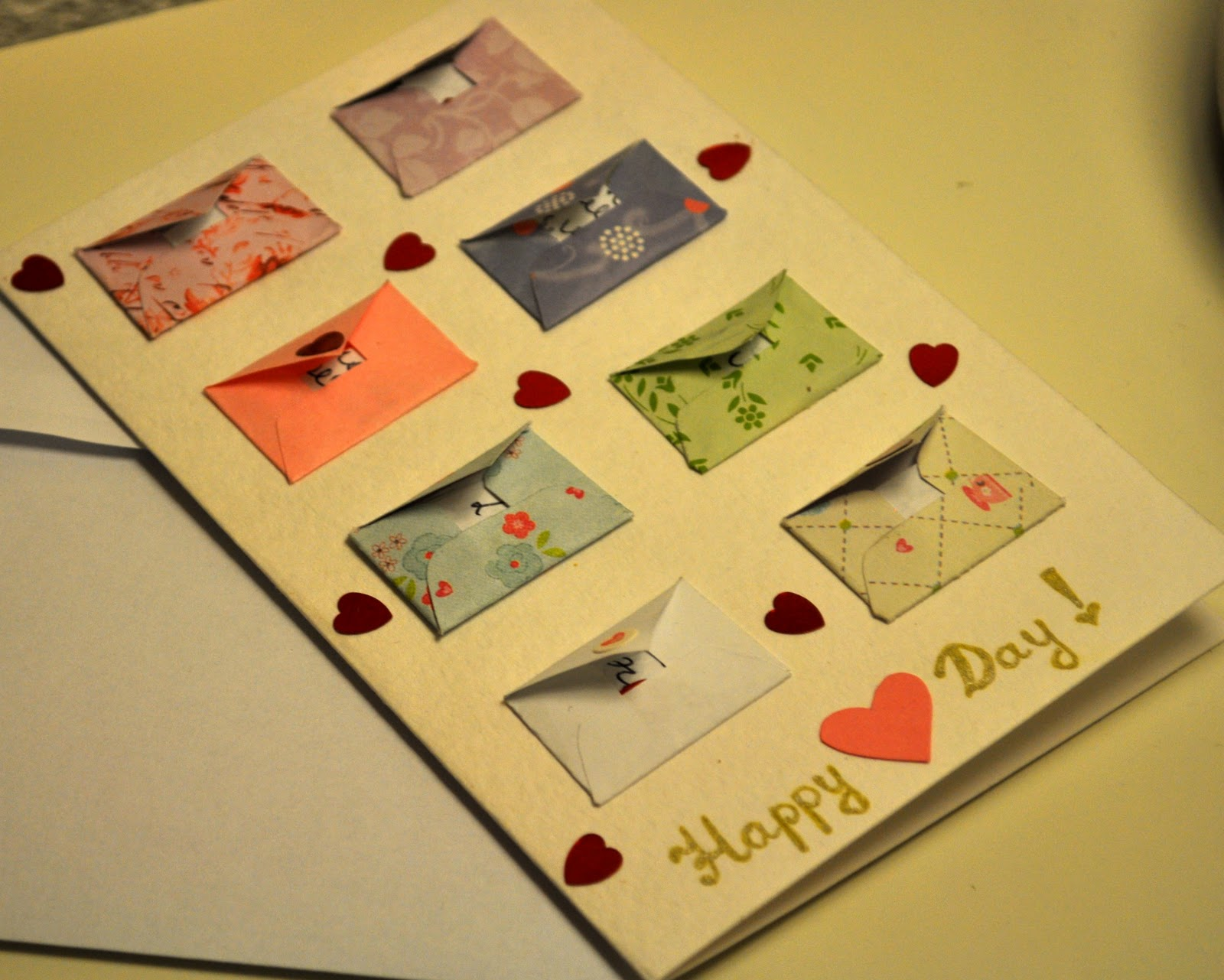Handmade Cards and Decorations By Ekaterina Marmy: January 2012