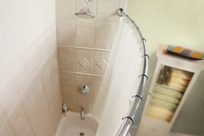 Moen DN2155 (CSI) 5' Decorative Curved Shower Rod Set