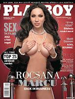 Link to Rocsana Marcu – Playboy Romenia – Janeiro 2013