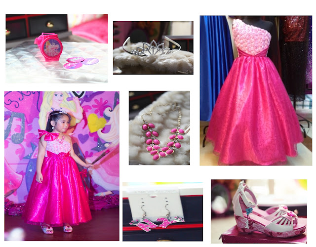 Joy Sambilay: In the details: Ysabelle\'s 7th Birthday Party
