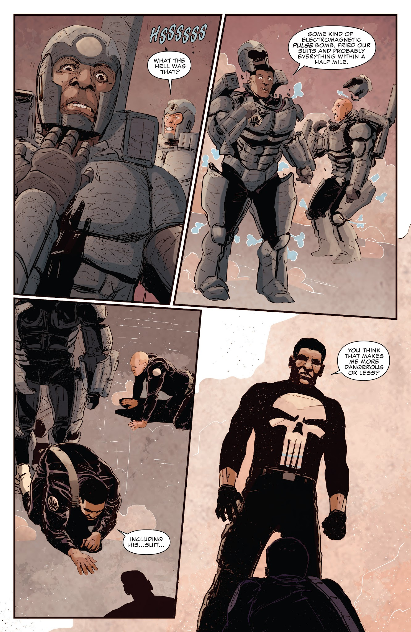 The Punisher (2016) chap 223 pic 9