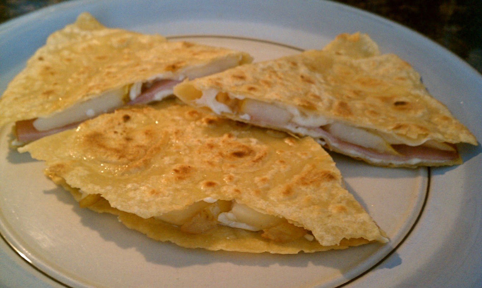 It Really Works!: Sweet and Savory Quesadilla